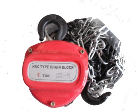HSC Chain Block 03