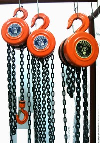 HSZ chain hoist 12