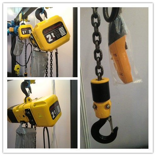 new style electric chain hoist