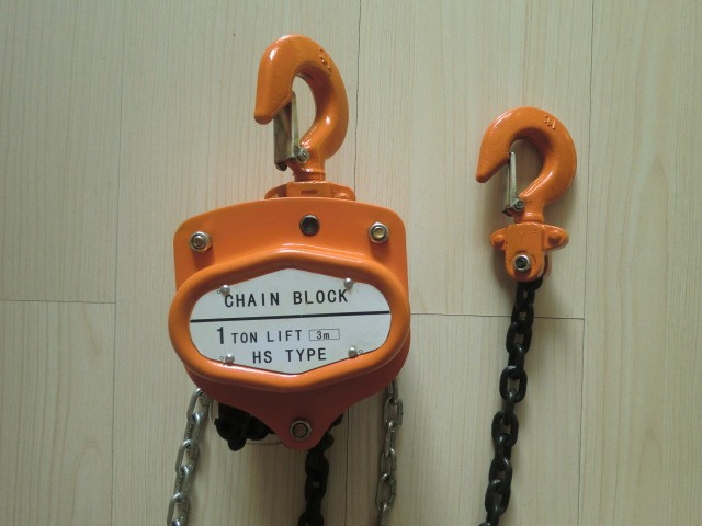 Chain Hoist China Supplier