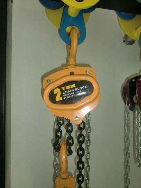 HS-KT Chain Blocks