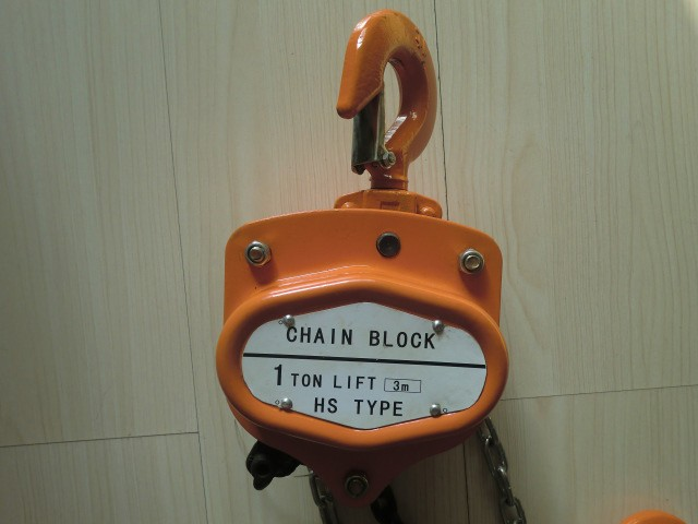 Hot Sale HS-VT619 Chain Block