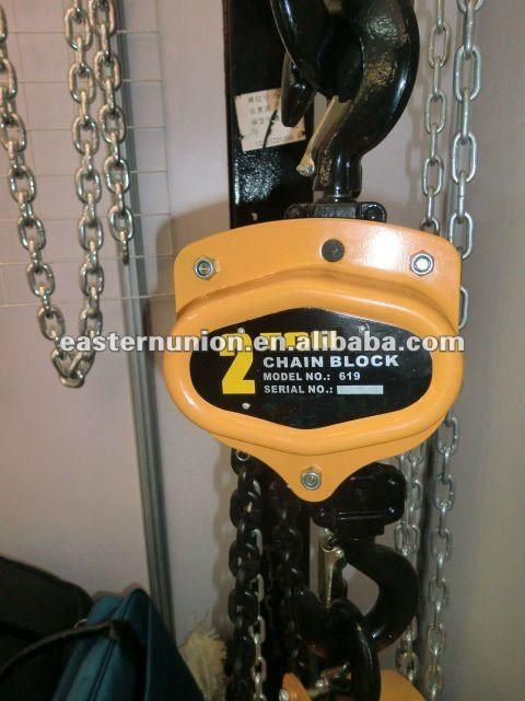KT01 Manual Chain Hoist