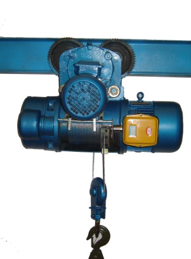 CD1 MD1 Wire Rope Electric Hoist 6